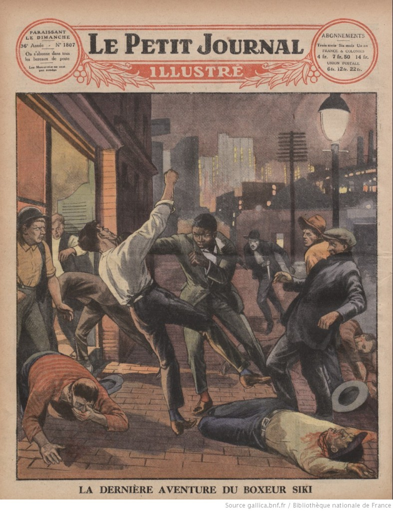 Le Petit journal illustré